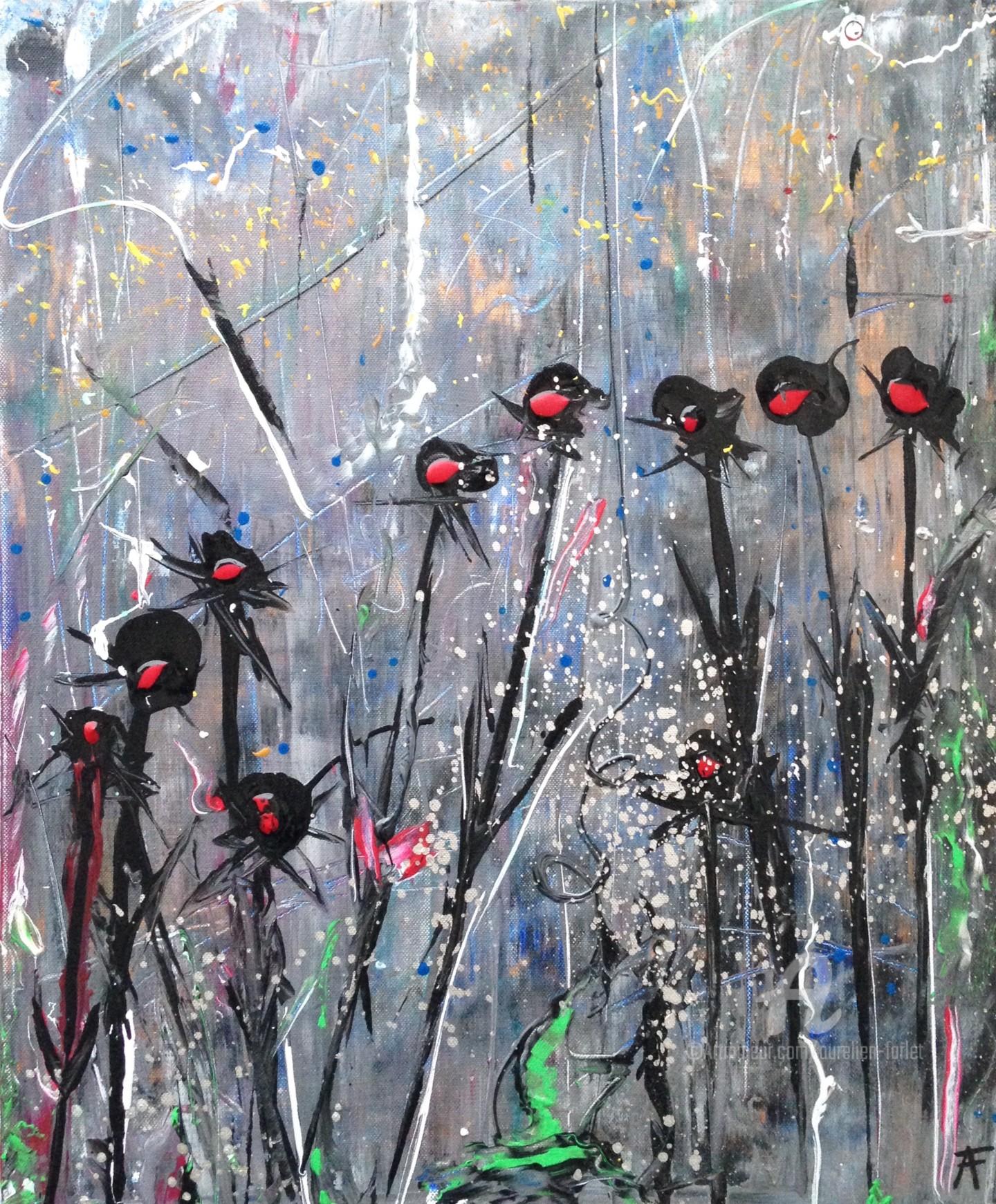 Aurélien Farlet - Le jardin